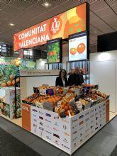 IGP 'Cítricos Valencianos' realiza en Fruit Logistica 42 entrevistas en total de 28 países distintos