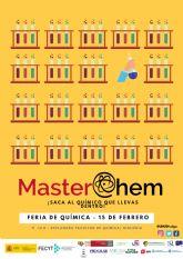 De la Feria de Química de la UMU saldrán los últimos finalistas de MasterChem