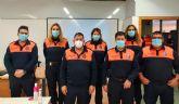 El servicio de rastreadores municipales de Las Torres de Cotillas ya trabaja con 12 efectivos