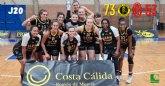 UCAM Primafrio Jairis retoma la competición con una victoria coral frente al ISE CB Almería