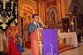 Pedro Cabrera da por iniciada la Semana Santa torreña con su pregón