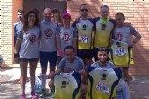 Gran actuación del Club atletismo de Totana en la Media Maratón de Murcia