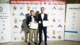 La Federación Española de Taekwondo reconoce a dos entrenadores mazarroneros