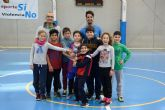 M�s de 100 escolares participan en las finales locales de deporte escolar en categor�a benjam�n