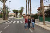 El Ayuntamiento acomete una mejora integral de la Avenida de Las Palmeras en Lo Pagán