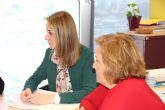 La concejala de Sanidad se re�ne con los responsables del Servicio Murciano de Salud para abordar el cambio de urgencias