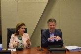 Martínez-Carrasco: Hemos propuesto medidas legales para que no vuelva a repetirse otro Camposol en la Región