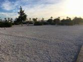Las pistas municipales de petanca amplían su espacio
