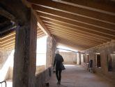 Fomento financiará parte de la restauración de la Casa Pérez de los Cobos a través de las ayudas del 1,5% Cultural