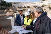 El Ayuntamiento obtiene el 1,5% Cultural para la excavación de la fase 2 del Anfiteatro