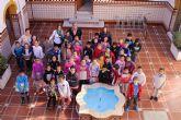 Visita alumnos 3º colegio Asunción al Ayuntamiento de Jumilla