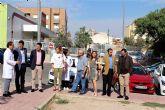 El Centro de Salud 'Alcantarilla-Sangonera', situado en el barrio de Vistabella, más cerca de ser reformado por completo y ampliado con nuevos servicios