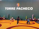 Primera Final Local en la modalidad deportiva 'Nano Nana', práctica Grecorromana, en Torre Pacheco