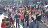 Unos 2.500 jóvenes participan en el VIII encuentro de alumnos de religión católica celebrado en San Javier