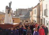 Vía Crucis en el Castillo de Nogalte