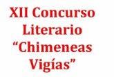 Nuevo récord de participación en el XII Concurso Literario