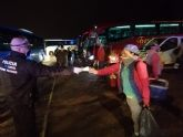El Gobierno de España reparte 8000 mascarillas en Torre Pacheco