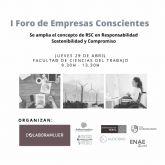 Colabora Mujer y la UMU organizan el I Foro Empresas Conscientes