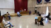 Ayuntamiento y Consejería de Salud trabajan en la intervención sociocomunitaria con diferentes colectivos para frenar la expansión de la COVID-19 en Puerto Lumbreras