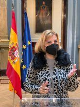 Violante Tomás: 'Los bandazos de Pedro Sánchez son los obstáculos para avanzar en el proceso de vacunación en la Región'