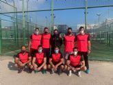 Nueve equipos del Club de Tenis participan en el Campeonato Regional Federado de p�del por equipos representando a Totana