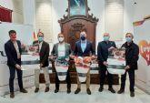 Lorca agradece la labor de los sanitarios murcianos con una importante oferta de actividades turísticas