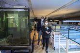 ODSesiones arranca en el Acuario de la UMU su programa para concienciar sobre la conservación de los océanos