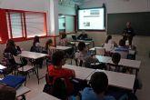 El programa 'Policía Tutor' de Las Torres de Cotillas presenta un positivo balance de 2015