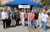 La asociación Asenfinfa Pinatar conmemora el Día Internacional de la Fibromialgia