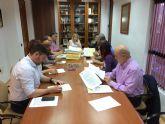 La Junta de Gobierno Local de Molina de Segura aprueba la convocatoria de subvenciones para fomentar la iniciativa de las asociaciones vecinales en barrios, pedanías y urbanizaciones en 2019