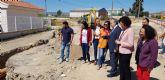 Una nueva glorieta mejorará la seguridad en la vía que une el núcleo urbano de Puerto Lumbreras con El Esparragal y la Estación