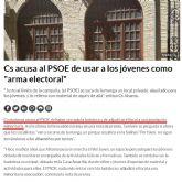PSOE : C