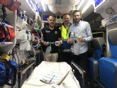 Expertos en urgencias de la UCAM diseñan un dispositivo respiratorio, económico y eficaz, para pacientes con COVID-19