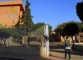 La Guardia Civil investiga a una joven, menor de edad, por la amenaza de bomba a un Instituto de San Javier