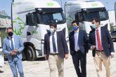 La Región de Murcia cuenta con la mayor flota de camiones de Gas Natural Licuado de Europa