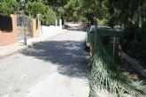 El servicio de recogida de restos vegetales de poda y enseres se presta de manera gratuita