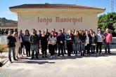 21 desempleados de Cieza rehabilitan la lonja municipal para convertirla en un centro de jóvenes emprendedores