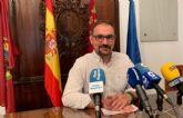Diego José Mateos: 'Vamos a continuar hasta el final para conseguir ese gobierno de cambio que los lorquinos nos han mandatado en las urnas'