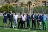 Inaugurado el Campo de Fútbol Leonardo Murcia Ibáñez