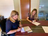 Ayuntamiento y ACOMA firman un convenio para promocionar el comercio local