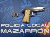 Detenido por agresion con arma de fuego, resultado de fallecimiento de una víctima, en el paseo marítimo de Puerto de Mazarrón