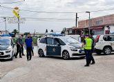 La Guardia Civil desarticula un grupo itinerante de 'cogoteros'