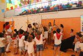 Más de un centenar de niños participan en la I Esuela de Verano Bilingüe en la Red de Guarderías de Puerto Lumbreras