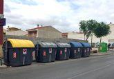 El Ayuntamiento torreño recuerda que dejar la basura fuera de los contenedores conlleva sanciones de hasta 750 euros