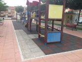 Nuevos robos de material p�blico en parques y centros escolares
