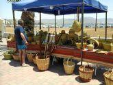 Vuelve el mercado artesano a puerto de Mazarr�n