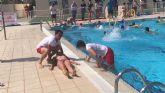 Simulacro de actuación ante un síndrome de inmersión
