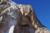 Medio Ambiente invierte más de 1,2 millones de euros para evitar desprendimientos en las laderas de Blanca, Ulea y Ojós