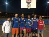 10 equipos y 50 participantes en el 3x3 de baloncesto 'III Memorial Silvestre Pérez'