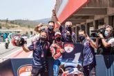 Pedro Acosta se proclama campeón en la segunda prueba del FIM CEV Repsol